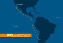 美國-智利海纜Curie完成安裝測試 于明年二季度投運
