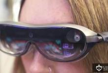 联想推出新AR眼镜原型