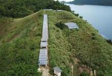印尼这座小岛装有两个太阳能+储能微电网