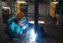 电焊焊接中的紫外线传感器
