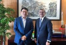 林德与宝武清洁能源建立战略合作伙伴关系,进一步推动中国氢能市场的发展