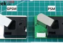 PM2.5灰尘传感器原理及用途介绍