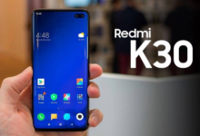 Redmi K30外观曝光