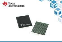 贸泽备货 Texas Instruments Sitara AM574x处理器