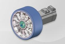 海尚矢量摆线减速机打开AGV应用前景!