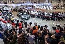 首批15辆国产Model 3交付,第二批将在春节前