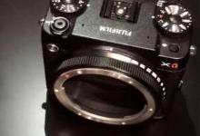 富士模块化中画幅相机视频曝光