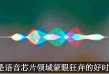 AI公司为何开始争相推出AI语音芯片
