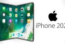 苹果也跟风 折叠iPhone大曝光!
