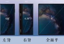 华为折叠屏手机正式亮相,鹰翼式设计赶超三星!