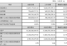 中环股份2018年净利润同比升2.79%