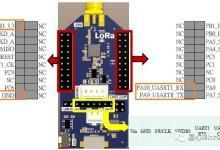 用LoRa模块做CO感测简单范例