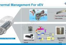 电动汽车电池及IGBT芯片热管理解析
