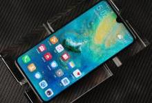 华为手机正在改变高端市场格局