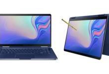 三星推出新款Notebook 9 Pen笔记本