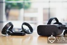 惠普发布4K Reverb VR头显,售价599美元