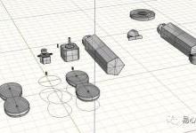 DIY机械手臂:以CAD软件设计手臂