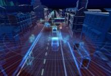 Velodyne展示可收集丰富感知数据的激光雷达