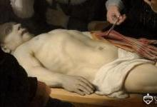 AR重塑伦荷兰画家勃朗经典画作场景