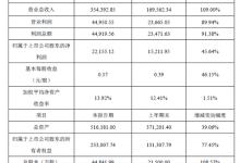 锂电材料厂商年度业绩比拼,谁更赚钱?