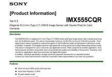 索尼打算在A7R4上用上1亿像素的传感器?
