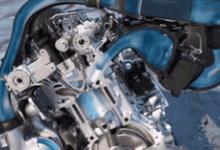 玩具界劳斯莱斯!首款全金属发动机组装模型