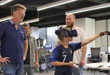 苹果聘请VR内容公司Jaunt创始人