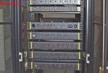 在机柜电源分配系统中应用的温湿度传感器