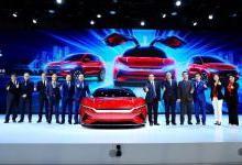 """比亚迪上海车展携庞大阵容矩阵式""""向新而行"""""""