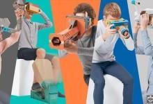 任天堂Labo VR套件被抢购一空