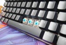 小鸡GK300机械键盘+GM300电竞鼠标体验