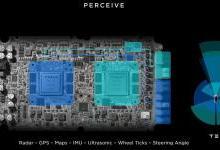 特斯拉声称已开发出最强自动驾驶芯片!