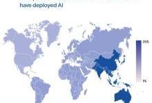 AI或将加剧全球区域竞争优势出现分化