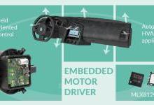 Melexis智能嵌入式电机驱动产品再添新成员