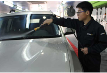 欧帕斯汽车隔热膜:正确的汽车保养真的很很重要