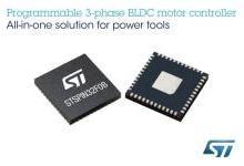 ST STSPIN32单Shunt BLDC电机控制器