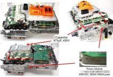 宝马I3电驱动拆解分析
