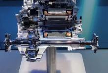 奥迪A3 e-Tron二合一电控系统分析