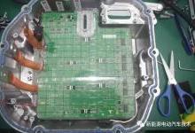 Model X 前驱电控内部结构设计分析