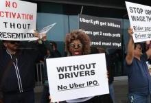 外媒评Uber上市破发