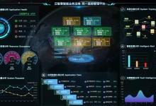 云智慧,一块屏幕背后的数字世界交通指挥中心