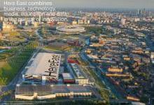倫敦的Here East創新社區:功能轉型的創新區典范