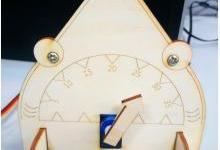 物联网课程系列:制作可爱的鲨鱼温度计
