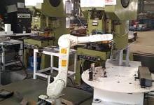 工业机器人的主要应用场景