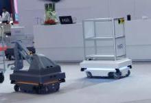 AGV提升制造灵活性 工厂走向智能制造模式