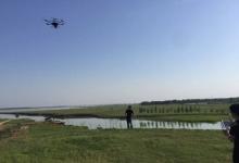 无人机在户外环境空气质量监测的应用