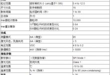 英国PM2.5传感器与北京攀腾对比分析