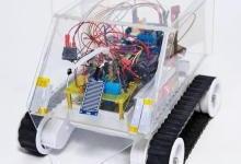 制作Intel Galileo喷水对战机器人