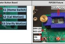 6轴传感器模组FSP200校准和测试介绍