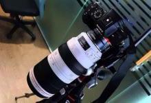 索尼將AI集成到相機傳感器